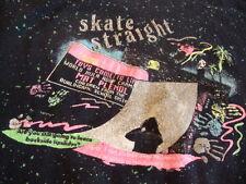 Vintage 80's Skateboard Mat Plendl hula hoop Sweatshirt Youth Boys Kids 14-16