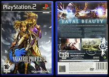 Valkyrie Profile 2 : Silmeria (Sony PlayStation 2) 2007, Square Enix - VGC