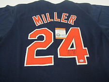 Andrew Miller Cleveland Indians signed autographed jersey Certified Coa