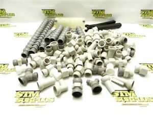 """LARGE LOT OF NEW 1/2"""" CEDARBERG SNAP-LOC SYSTEMS PARTS & ACCESSORIES"""