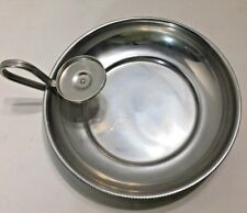 Vintage B W Buenilum Aluminum Dish Made in the Usa