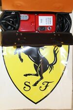 FERRARI OEM BATTERY CHARGER MAINTAINER WITH CASE ANY OFFER CONSIDERED