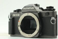 Rare! {EXCELLENT+5} OLYMPUS OM-3 Ti 35mm SLR Film Camera w/ Grip from JAPAN 857K