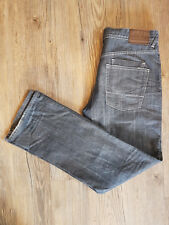 JASPER CONRAN Men's Denim Jeans 34W Regular, Navy Blue