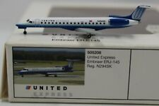 Herpa Wings 1:500 United Express Embraer ERJ-145 (505208) Limited Edition