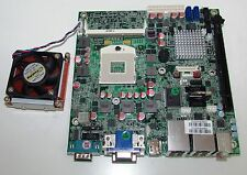 SBC Mini-ITX Intel i3/i5/i7 Mobile Socket G2 Intel® QM67 Supports dual display