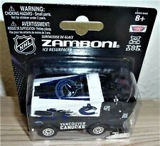 NHL 2015 Vancouver Canucks  ZAMBONI Eismaschine