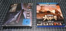Space Battleship Yamato (Blu-ray) Steelbook - Germany + Blu-ray Slipcover vers.