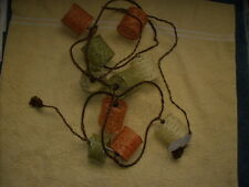 string of 10 small electric lantern lights
