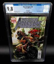 New Avengers #20 (2012) * Camuncoli Venomized Variant * CGC Graded 9.8 *