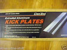 Dee Zee #801 Extruded Kick Plate Set 73-86 Chevy / GMC Suburban (Rear Doors)
