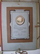 Les FAÏENCES PATRIOTIQUES NIVERNAISES 60 planches couleurs 1883