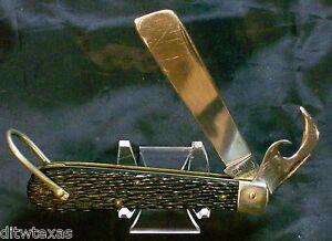 Camillus S702 Sailors Knife Coast Guard 1946~1956 Survival Knives Korean War Era