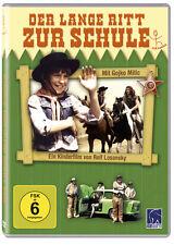 Der lange Ritt zur Schule - Gojko Mitic - Kinderfilm - DVD