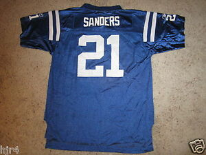 Bob Sanders #21 Indianapolis Colts Jersey Youth XL 18-20