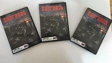 Sopranos Season 5 DVD 2004 James Gandolfini Incomplete