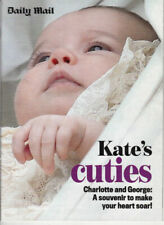 KATE'S CUTIES: 'Daily Mail' MAGAZINE -Charlotte, George, Kate Middleton