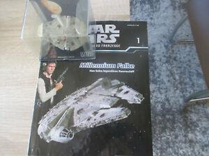 Star Wars Raumschiffe und Fahrzeuge Nr.1