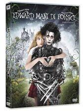EDWARD MANI DI FORBICE (DVD)-REGIA DI TIM BURTON CON JONNHY DEEP E WINONA RYDER