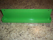 "EVERY CRAFTSMAN NEEDS A GREEN POWDER COATED STEEL 1/2"" SOCKET SET TRAY ORGANIZER"