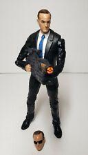 "Marvel Legends 6"" Agent Phil Coulson Action Figure Hasbro Shield Avengers"