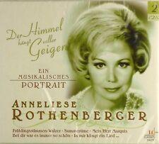 2x CD -  Annelise Rothenberger - Ein musikalisches Portrait - Neu - #A3252