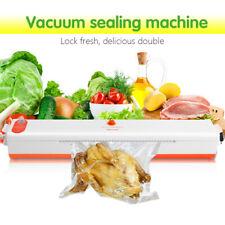 Food Vacuum Sealer Machine Home Food Sealing System Meal Fresh Saver Packing