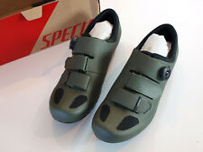 Specialized Body Geometry Audax Rd Shoes Oak Green 11.5 US, 45 EU NEW