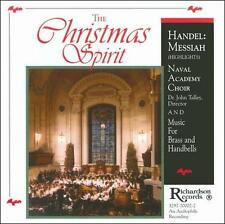 , The Christmas Spirit / Handel: Messiah (Highlights) / Music for Brass and Hand