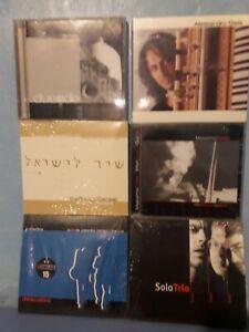JAZZ ITALIANO - 6 CD (COEN, MORETTI, COLOMBO, GWIS, ECC.) - VEDI DESCRIZIONE