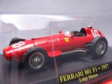 Ferrari Collection F1 801 1957 Luigi 1/43 Scale Mini Car Display Diecast 24