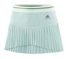 Adidas by Stella McCarthy Barricade aqua tennis skort NWOT (a14)