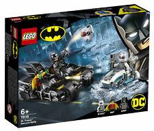 Lego DC Super Heroes Mr. Freeze Batcycle Battle (76118)