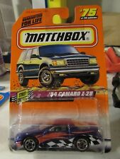 Matchbox '94 Camaro Z-28 #75