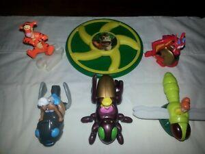 McDonalds , Burger King & Nintendo toys
