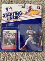 1988 ERIC DAVIS Cincinnati Reds Rookie Starting Lineup Figure