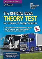 The official DVSA theory test for large goods vehicles by Driver and Vehicle Standards Agency (Paperback, 2017)