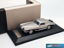 Stutz Blackhawk Coupe 1971 blue-silver Premium X PRD035 1:43