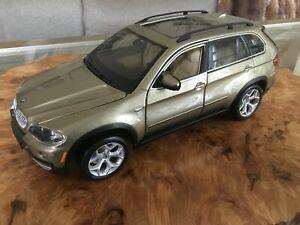 Burago 1/18 - Rare BMW X5 E70