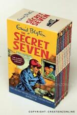 THE SECRET SEVEN CLASSIC COLLECTION ENID BLYTON BOOKS 1 to 8  SYDNEY STOCK