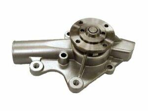 For 1988-1989 Eagle Premier Water Pump AC Delco 68647VF 2.5L 4 Cyl