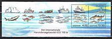 2002 Denemarken blok 19 Faeroer blok 14 Groenland 24 ICES cat waarde € 19,50