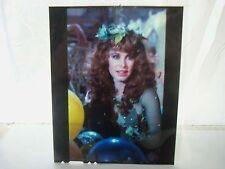 STEFANIE POWERS GLAMOUR PORTRAIT 1 color TRANSPARENCY/SLIDE ORIGINAL movie photo
