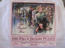 Princess Diana Prince William Harry The English Rose British Royal Family Puzzle