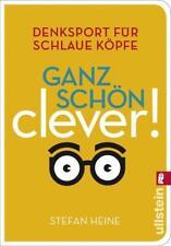 Ganz schön clever! (3) von Stefan Heine (2015, Taschenbuch)