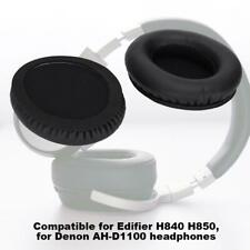 Earpad Ear pads Cover Replacement ForEdifier H840 H850/Denon AH-D1100 Headphone