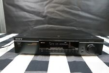 Sony ST-SA3ES, ST SA 3 ES, High-End RDS Tuner Schwarz Black Super Tuner