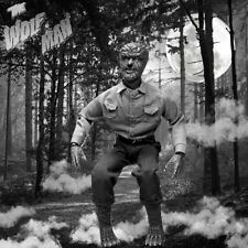 "1/6 The Wolfman Diorama 15""x15"" for IKEA Detolf - Sideshow Universal 12"""