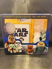 Disney Star Wars Crochet Kit 12 Character Projects