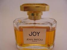 JOY Eau de Toilette 2.5 Oz Spray Bottle 3/4 Full by Jean Patou Free Ship To 48